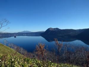 この日の摩周湖はとにかく美しい!