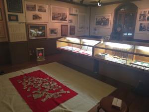 啄木歌留多会も港文館2階でおこなわれました。