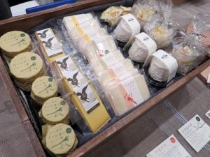 根室のチーズはパッケージも野鳥デザイン