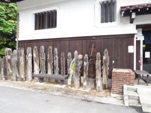 円空仏の原点は釧路厳島神社の御神体。ついて飛騨高山市千光寺に参上!